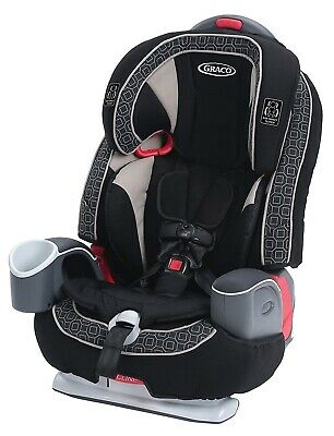 Graco Baby Nautilus 65 LX 3-in-1 Harness Booster Car Seat Child Safety Pierce
