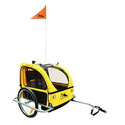 M-Wave Alloy Children's Cycling Trailer