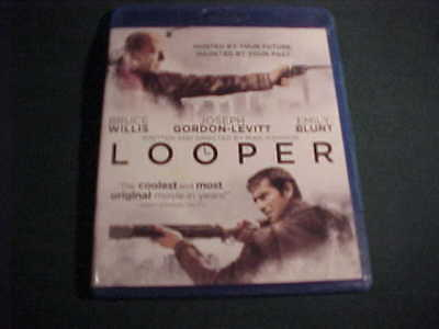 Looper - Bruce Willis & Emily Blunt - BLU-RAY DVD - 2012 (54)