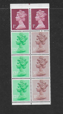 50p Gloucester Old Spot Pig Booklet - MISCUT (Reduced Price)