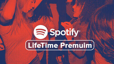 Spotify✔️Premium LIFETIME✔️Upgrade Personal Exist or New Account✔️Worldwide
