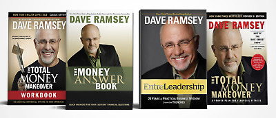 Series Collection Dave Ramsey The Total Money DIGITAL  [4 EBOOK] PDF EPUB MOBI