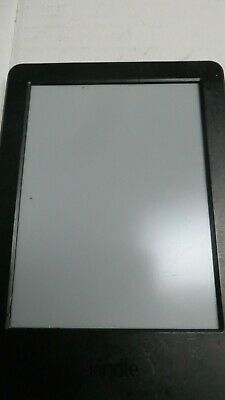 BLOCKED Amazon Kindle Touch 7th Generation 4GB Wi-Fi 6in Black Marked  060419
