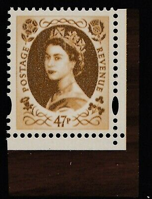 GB 2003  CORONATION ANNIVERSARY 47p  WILDING BOOKLET STAMP  SG 2378   MNH