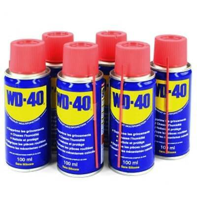 SPRAY WD 40 MULTIFUNZIONE (ESPOSITORE CON 24 BOMBOLETTE DI 100ml)