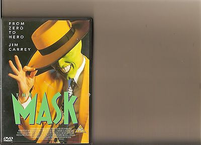 The Mask Dvd Jim Carrey