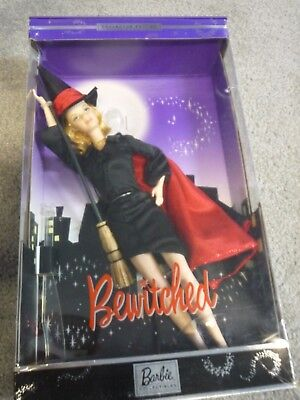 2001 Barbie Samantha Bewitched Doll Barbie Collectibles Mattel 53510