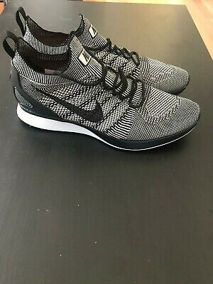 Racer Turnschuhe NIKE Flyknit Mariah AIR ZOOM Platinum Pure f7gbyvY6