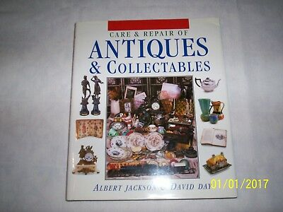 Care & Repair of ANTIQUES & Collectables, Jackson & Day, 1998-London