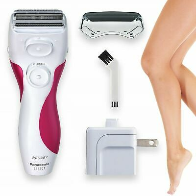 Electric Shaver Razor Waterproof Cordless Shaving Smooth Skin Trimmer for Womens