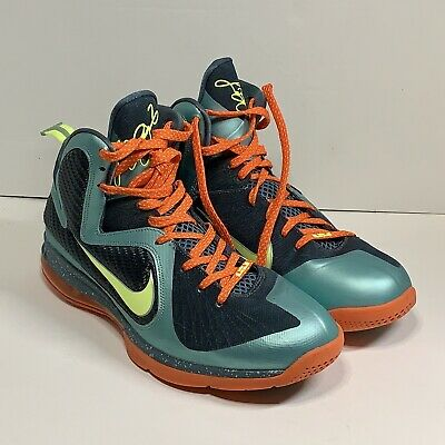 pretty nice d86ba 8631e Nike Lebron 9 Cannon Size 12 Clean Used Condition 469764 004