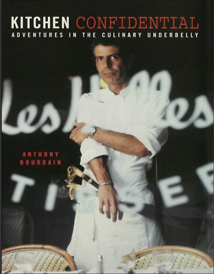 Kitchen Confidential Insider's Edition  Anthony Bourdain (PDF)