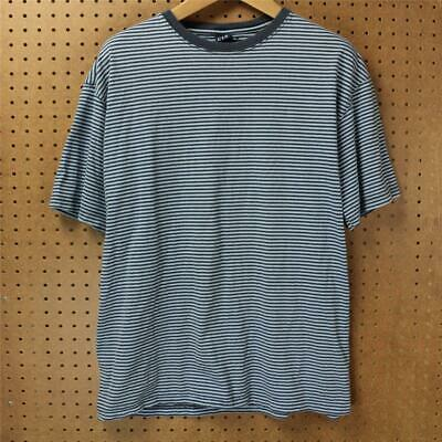 e34682368e vtg 80's 90's GAP t-shirt LARGE surfer stripes drape skater grunge aesthetic