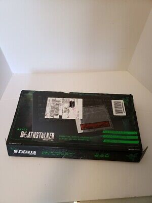 e134d77be70 Brand New Razer DeathStalker Essential Membrane Gaming Keyboard In Box