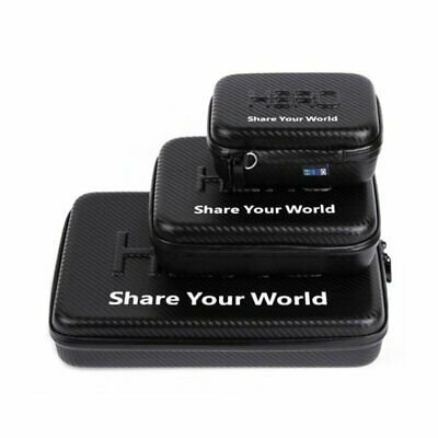 Waterproof Storage Collection Case Bag For GoPro 3+ 4 5 6 7 Black Silver White