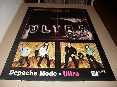 """Depeche Mode - Poster Italy """" Ultra """""""