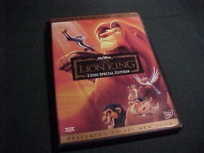 The Lion King - Walt Disney - 2-Disc Special Edition - Platinum Ed. - 2003 (61)