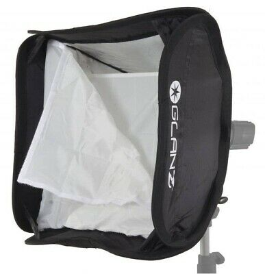 Glanz Flash Gun Softbox 60x60