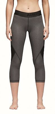 ADIDAS PERFORMANCE DAMEN Fitness Tight Xpressive 78 Hose