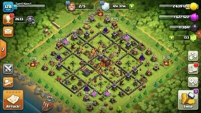Th10 Good Clash Of Clans Account