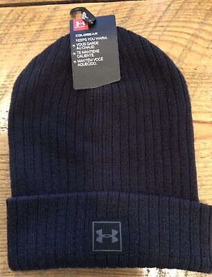 6f298fc22 NEW UNDER ARMOUR Truck Stop Beanie Knit Hat men maroon - $10.00 ...