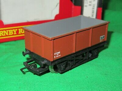 stone Carrier Model Railroads & Trains Nice Hornby R.239 Br Mineral Wagon Toys & Hobbies