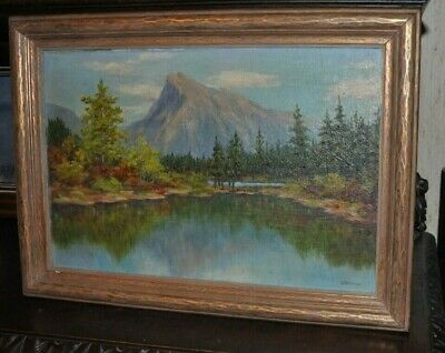 American landscape early 20th century Oil Painting