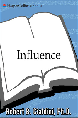 Influence: The Psychology of Persuasion{PDF Book} +GIFT