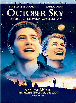 October Sky Special Edition, Subtitled, Widescreen,Dolby Digit New DVD