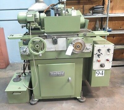 "Used Myford MG-12M 5"" x 12"" Manual Cylindrical Grinder Grinder - New 1985"