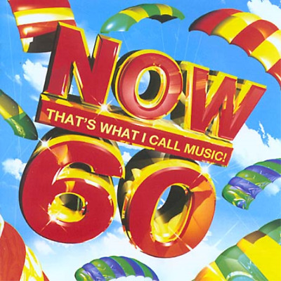 Various Artists-Now That's What I Call Music! 60 CD NEW