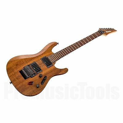 Ibanez S5520K KB Prestige - Koa Brown - Limited Edition *NEW* s5520 koa s5520kkb