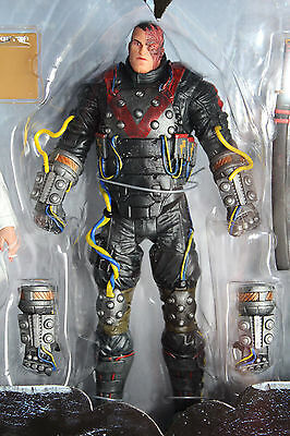 Electrocutioner from Batman Arkham Origins Box Set Figure Loose New