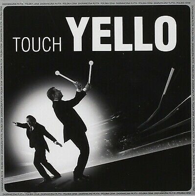 Yello - Touch - Cd, 2009 - Poland