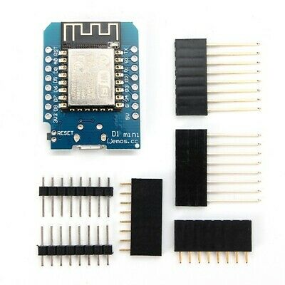 Wemos® D1 Mini NodeMcu Lua WIFI ESP8266 Development Board