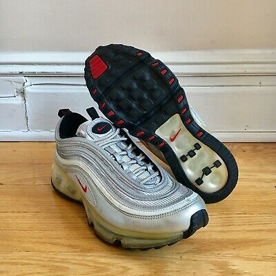 b61fe915e82 2006 Nike Air Max 97 360 Silver Bullet One Time Only 315349 061 US Size 6.5
