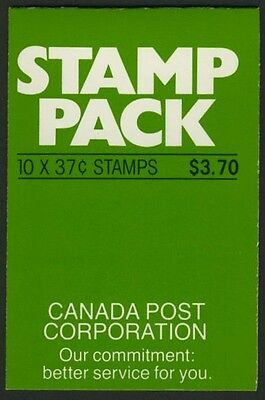 "Canada 1163a Booklet BK97a MNH ""Stamp Pack"", Parliament Building"