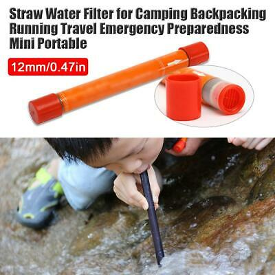 Camping Hiking Emergency Survival Portable Purifier Water Filter~~