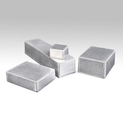 80 x 55 x 25mm 1550P Genuine Hammond Diecast Aluminium Enclosure Box