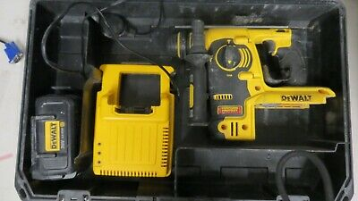 Genuine DeWALT DCH363D2 Cordless Drill with charger and battery inc  VAT