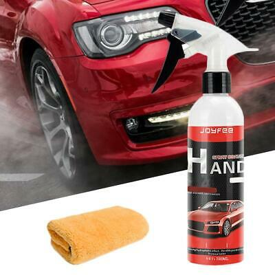 Ceramic Spray Coating Car Polish Spray Sealant Top Coat Quick Nano-Coating 250ML