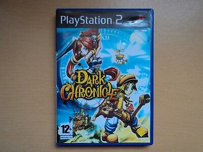 Dark Chronicle Case for PS2 - Empty Rep Box Only