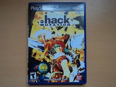 .Hack / / Mutation for PS2 - Empty Rep Box Only dot-hack