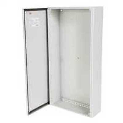 Electrical Steel Wall Mounted Metal Outdoor Electrical Enclosure IP66 200x600x80