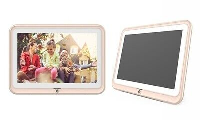 HP Digital Picture Frame with WiFi & Touchscreen - Bronze