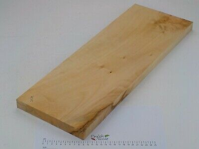 English Lime Linden Basewood wood board. Carving chopping 190 x 560 x 26mm. 2939
