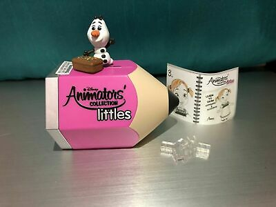 Disney Animators Collection Littles Mini Micro Mystery Wave 10 OLAF CHASER