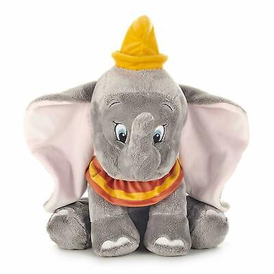 """New Official Disney 7"""" Dumbo Soft Plush Toy"""