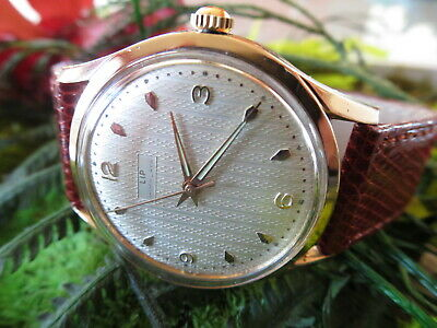 Montre Super Himalaya Plaquée 200µ 1956 R23b Or Lip Revisee hsrtdQC
