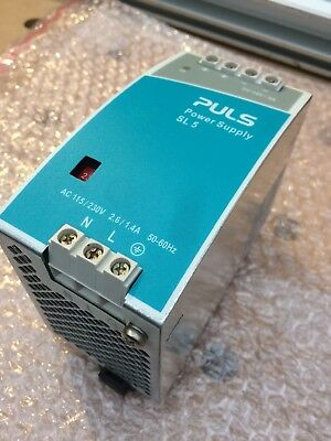Puls SL5.100 Professional Power Supply 24 V